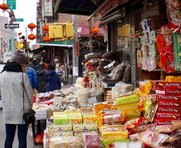 epicerie chinatown