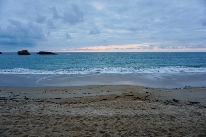 biarrtiz grande plage