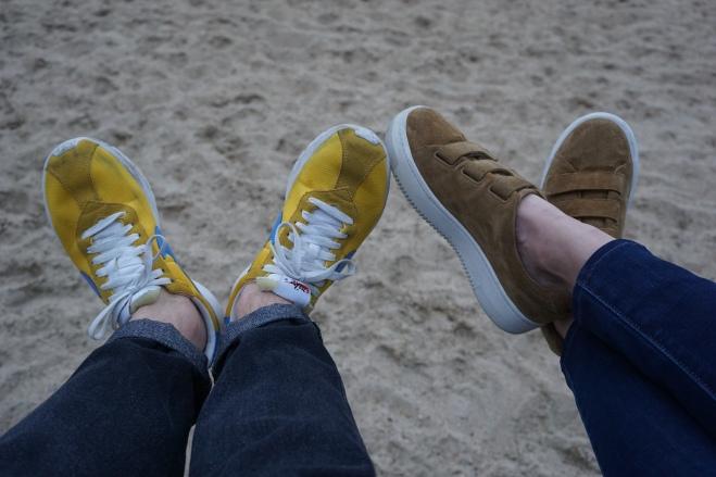 des pieds à la plage biarrtiz