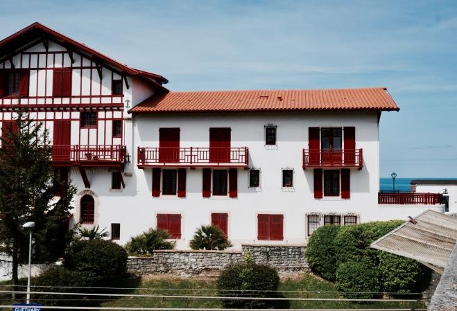 habitation basque guethary