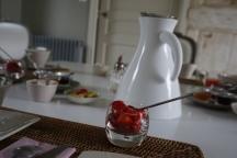 petit dejeuner biarritz chambre d'hote arima