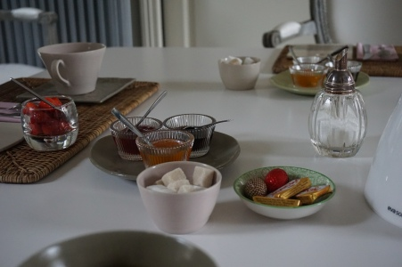 petit dejeuner chambre d'hote arima biarritz