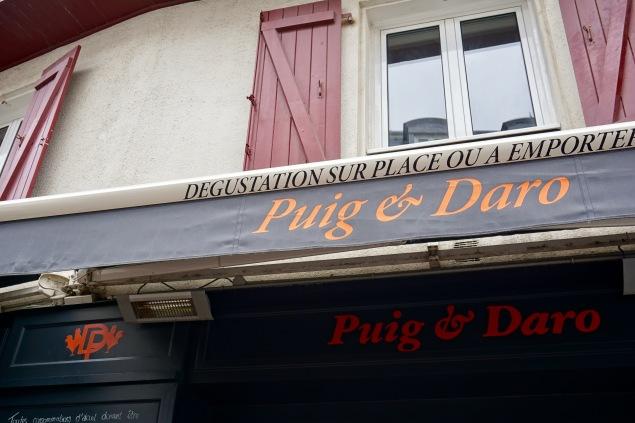 puig and daro biarritz