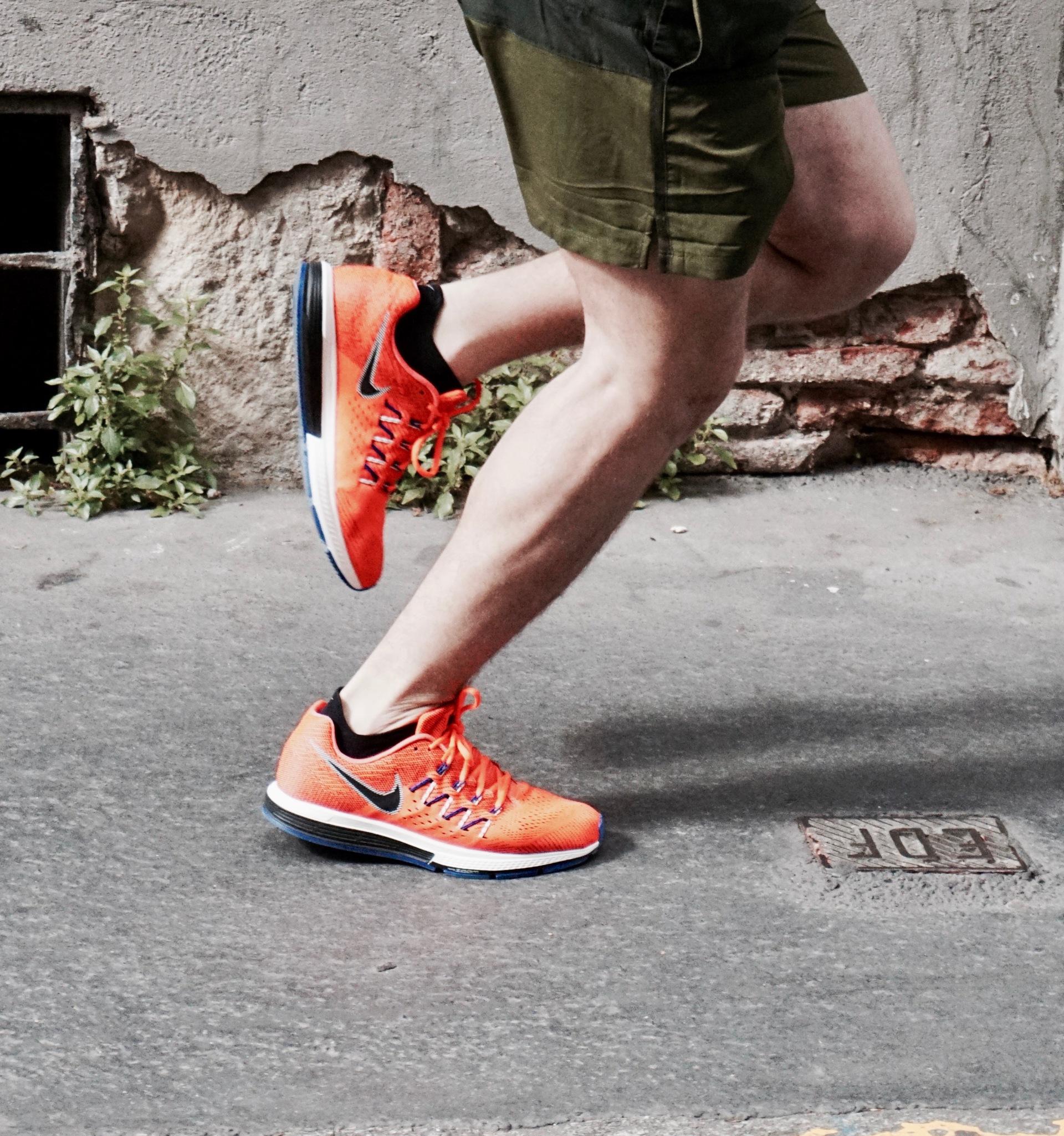 Run running nike air vomero 10